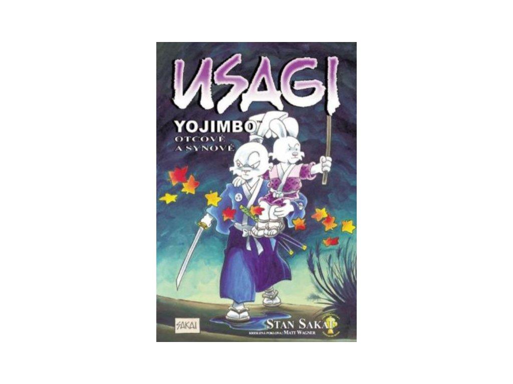 Usagi Yojimbo: Otcové a synové