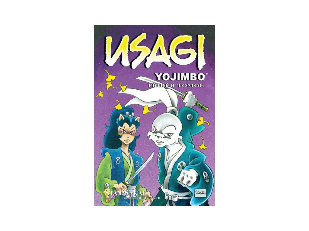 Usagi Yojimbo: Příběh Tomoe