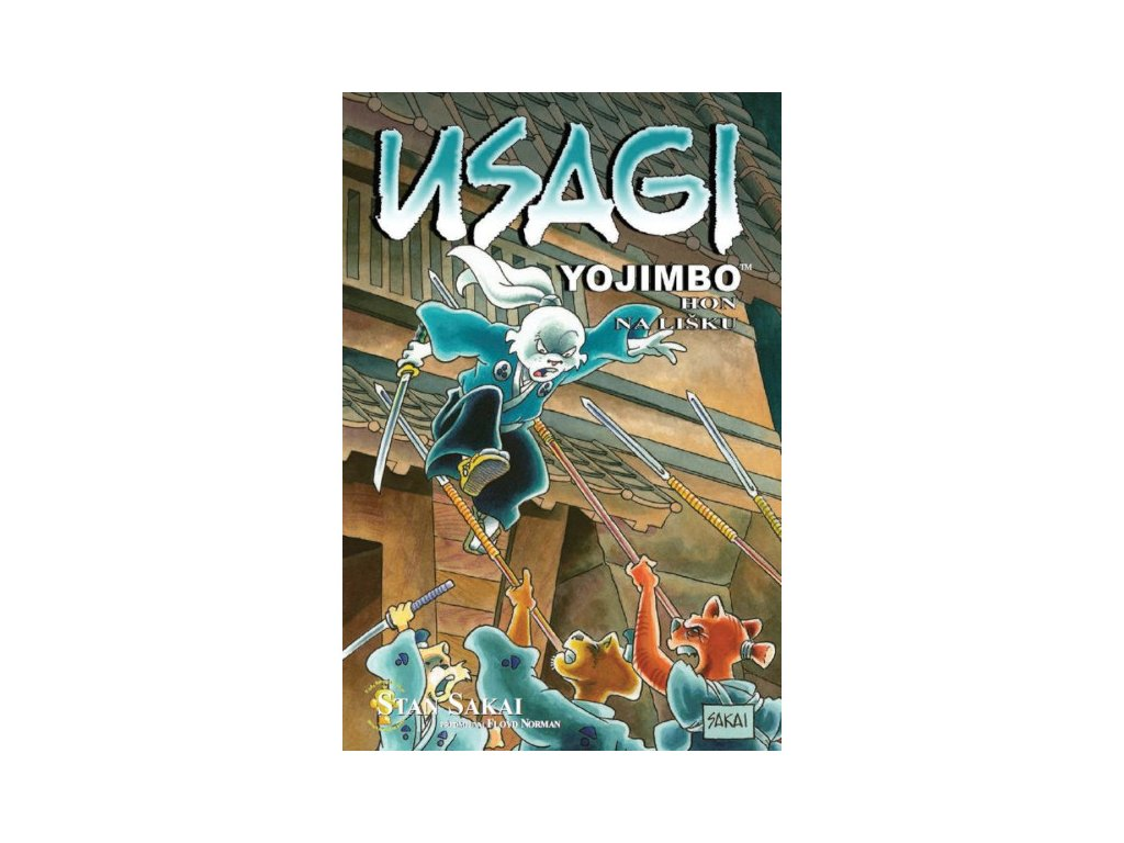 Usagi Yojimbo: Hon na Lišku