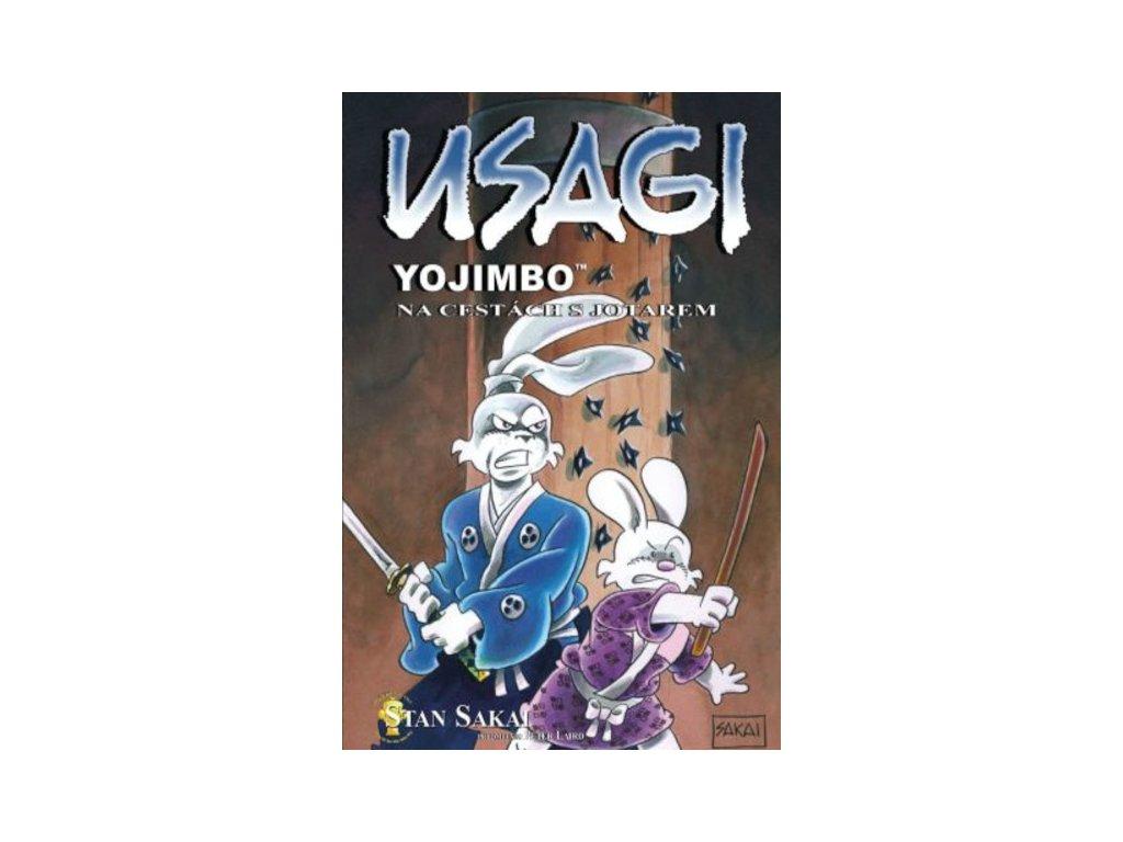 Usagi Yojimbo: Na cestách s Jotarem