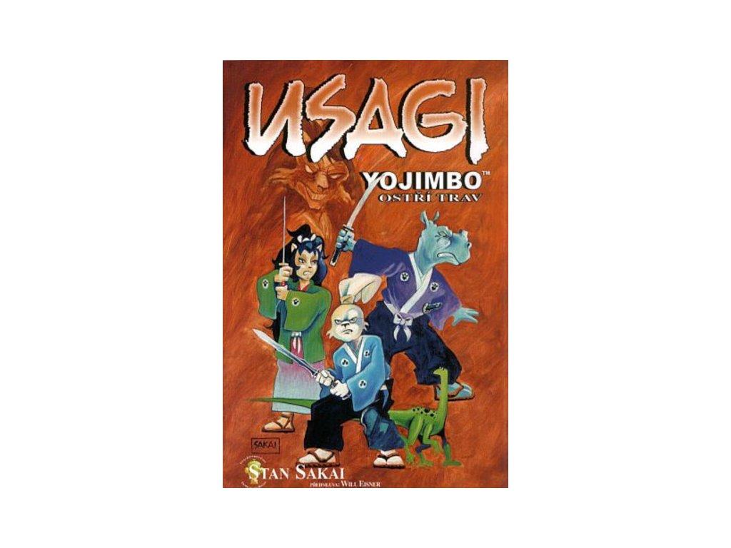 Usagi Yojimbo: Ostří trav 1