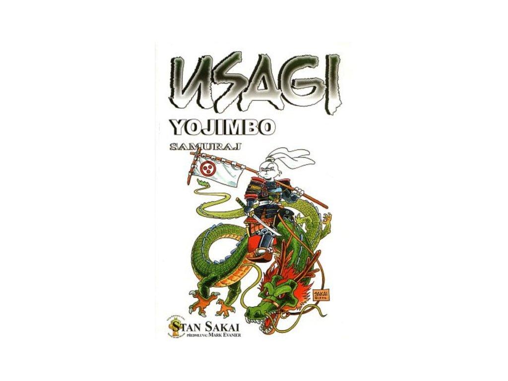 Usagi Yojimbo: Samuraj