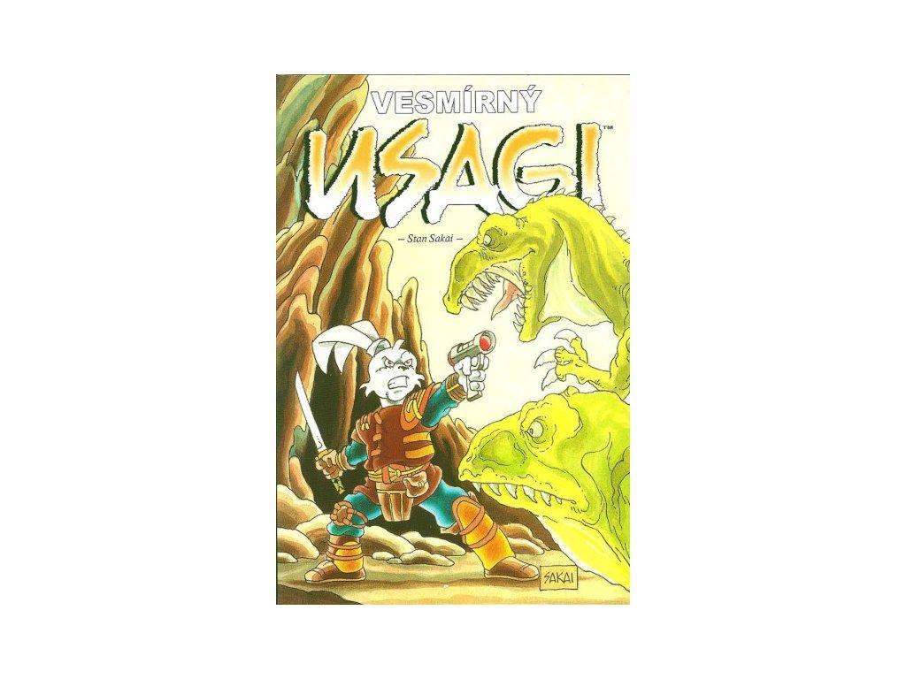 Usagi Yojimbo: Vesmírný Usagi
