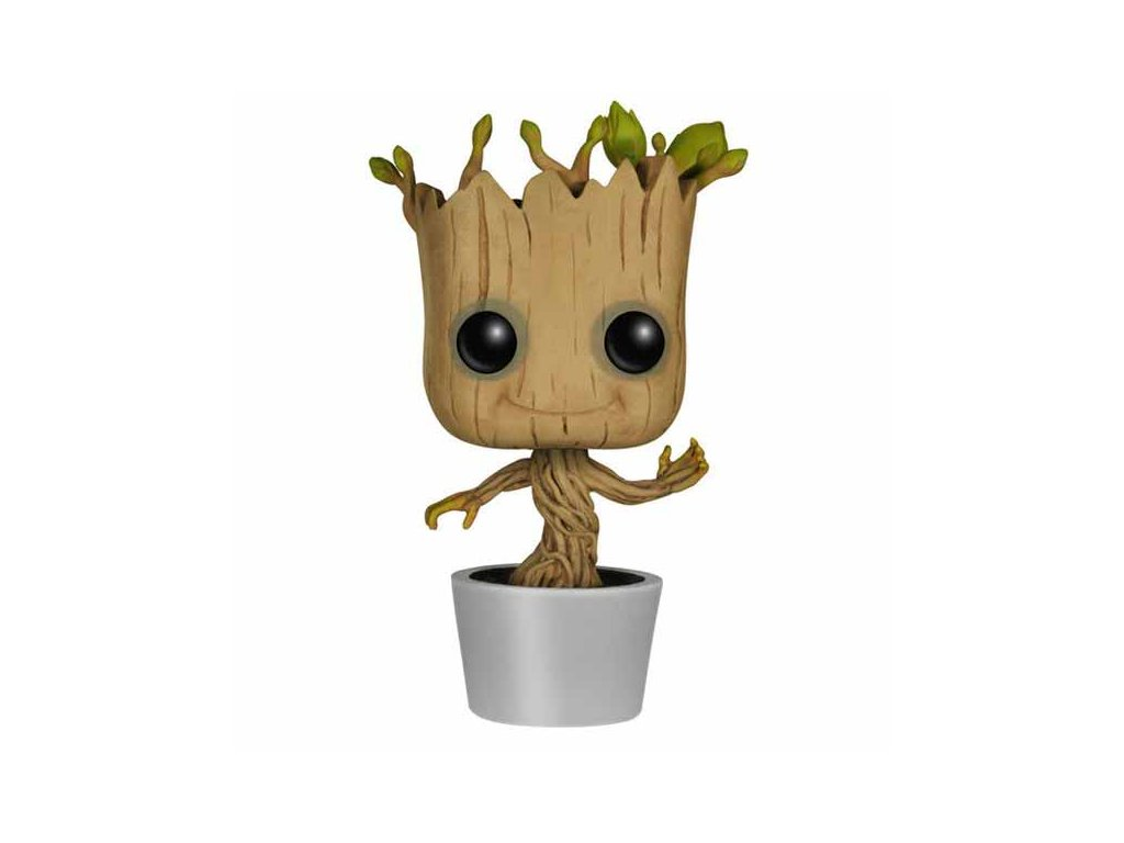 Funko POP! Guardians of the Galaxy: Dancing Groot