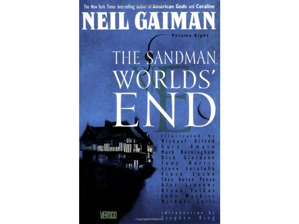 Sandman 08: World's End