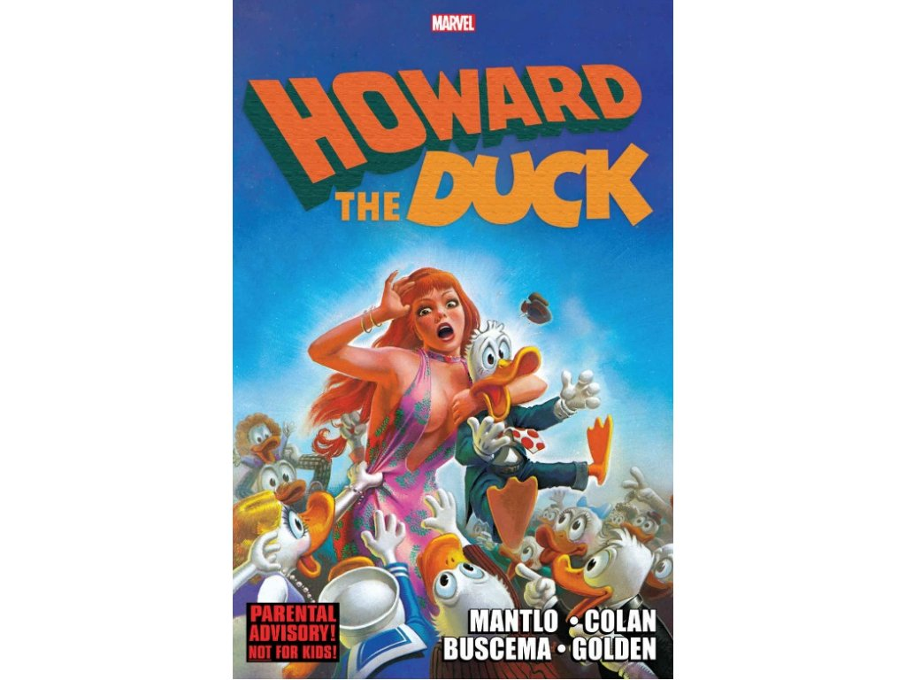 Howard the Duck: The Complete Collection 3