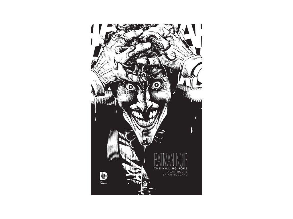 Batman Noir: The Killing Joke (Deluxe Edition)