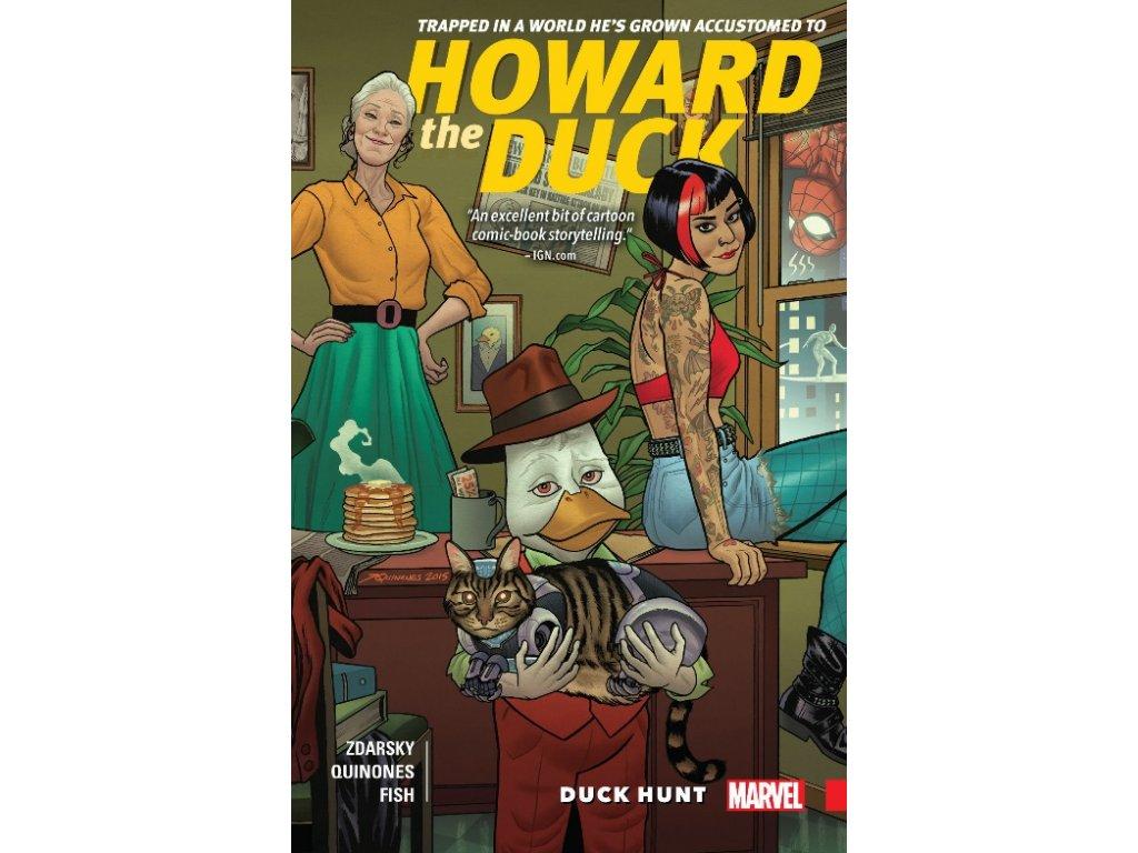 Howard the Duck 1: Duck Hunt
