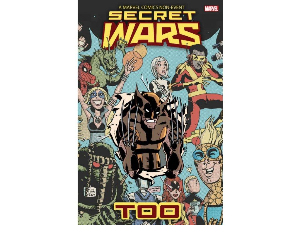 Secret Wars, Too