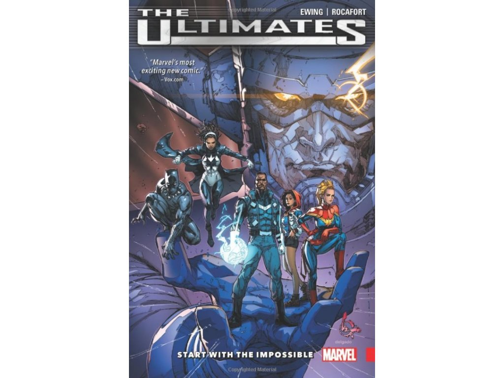 Ultimates: Omniversal 1 - Start With the Impossible