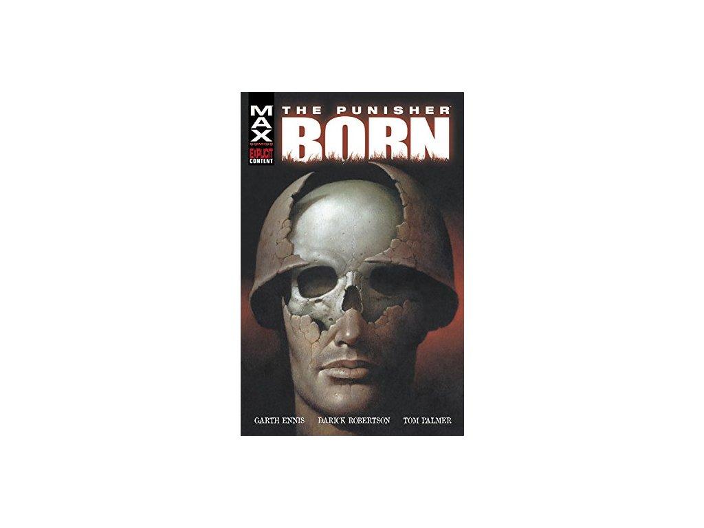 Punisher Max: Born