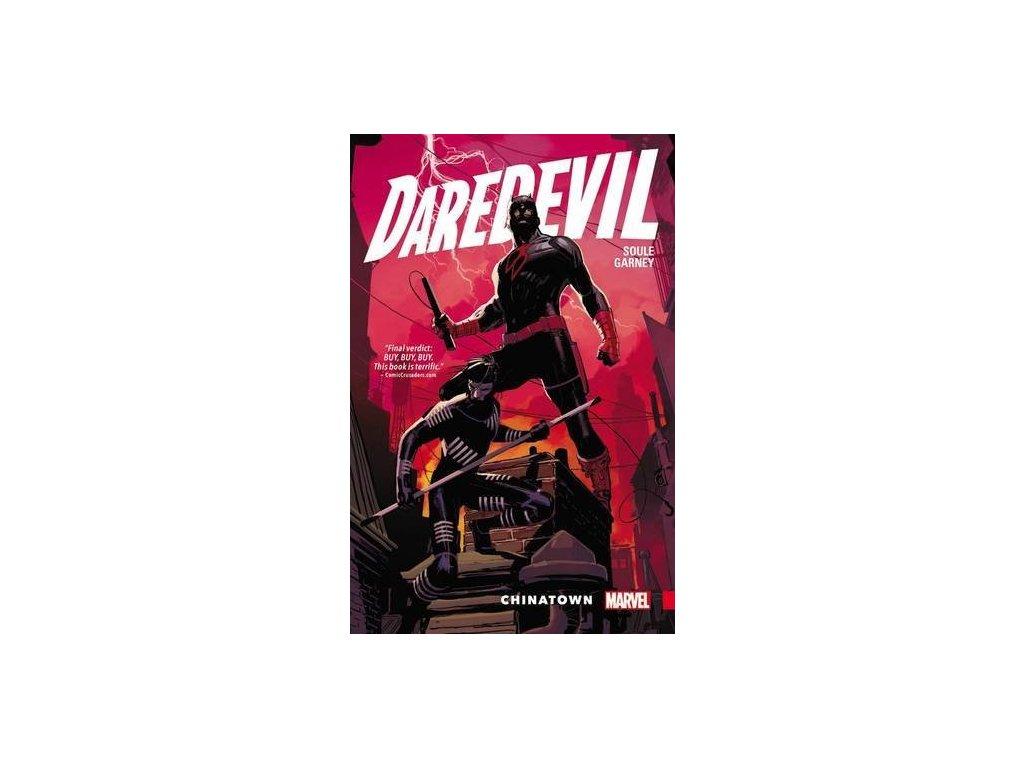 Daredevil Back in Black 1 - Chinatown
