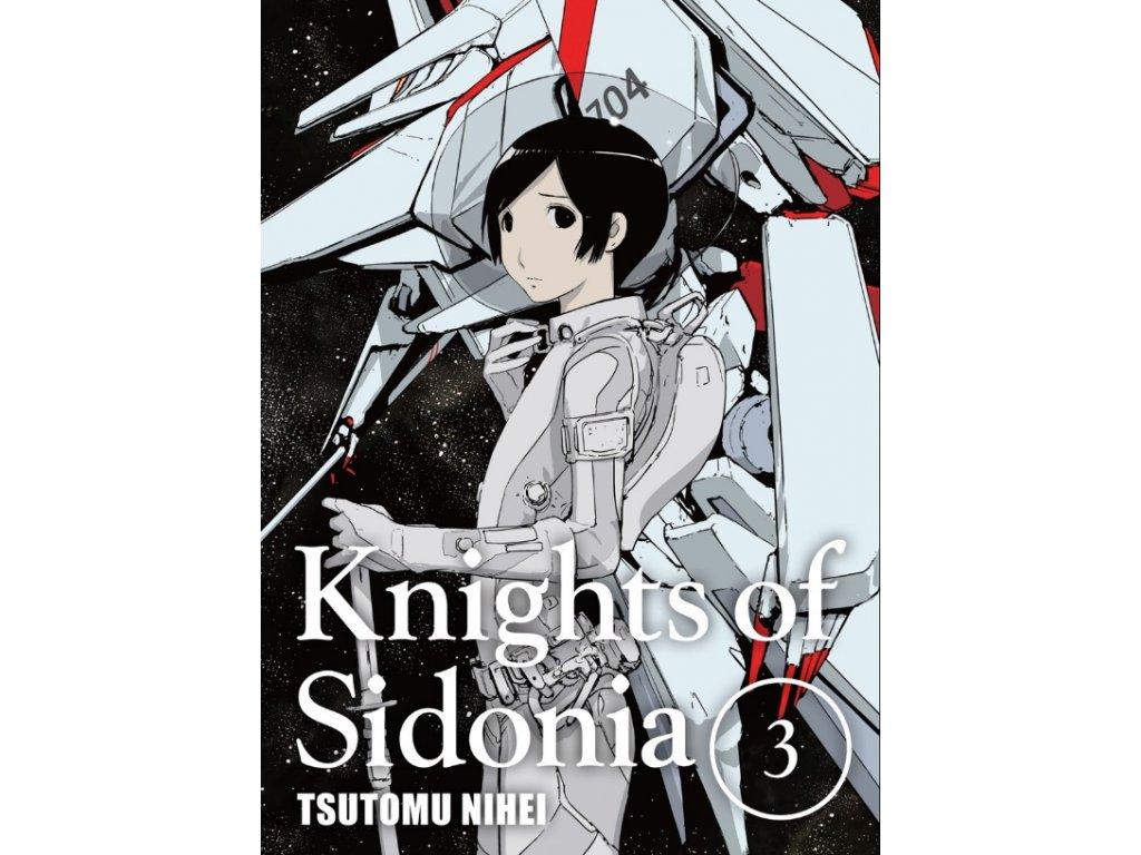 Knights of Sidonia 3