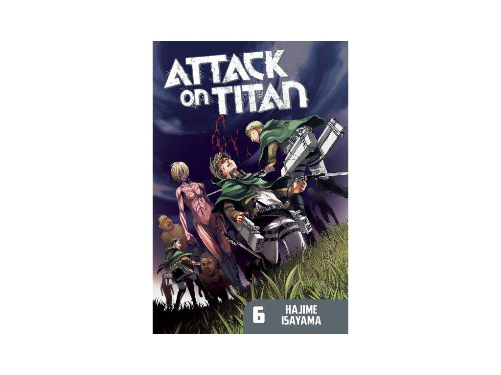 Attack on Titan 06