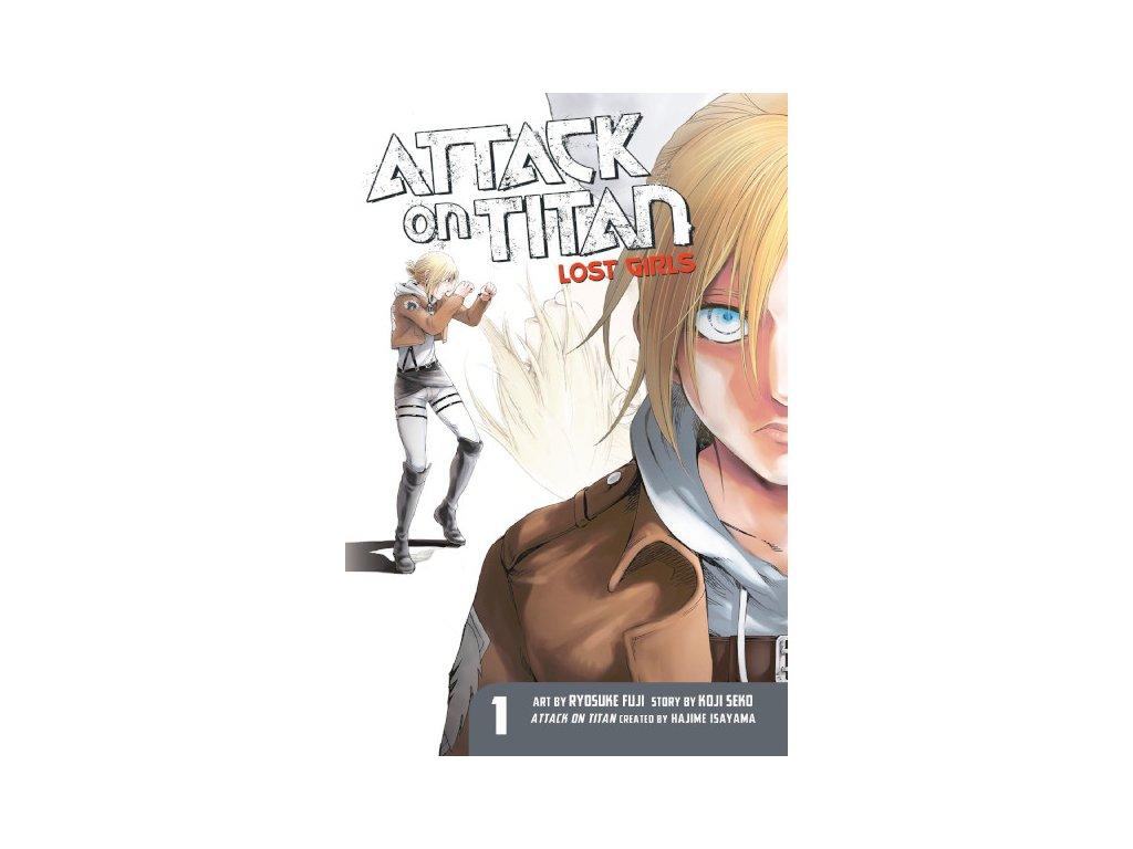 Attack on Titan: Lost Girls The Manga 01