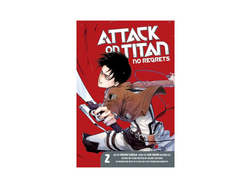 Attack on Titan: No Regrets 02