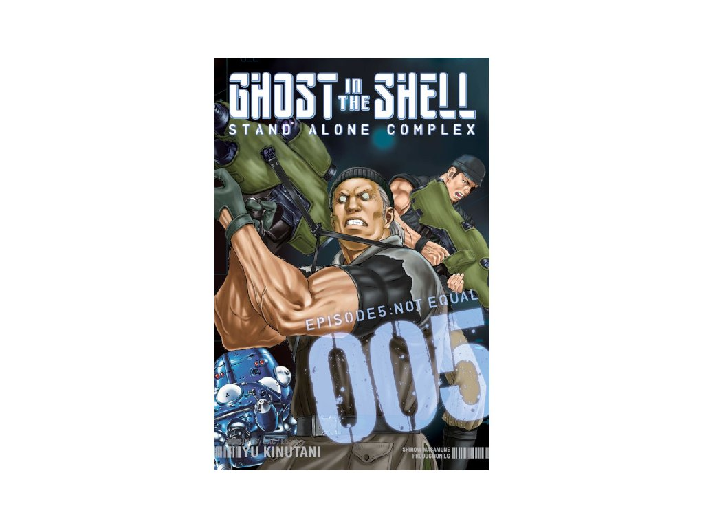 Ghost in the Shell: Stand Alone Complex 5