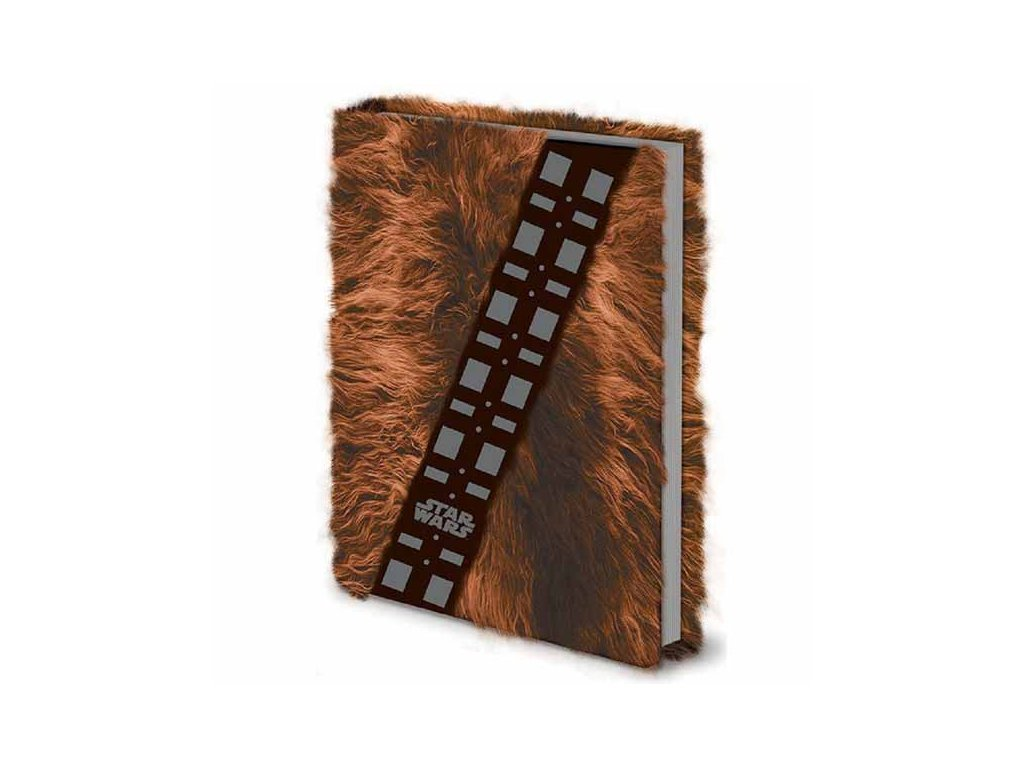Star Wars Zápisník Chewbacca Fur