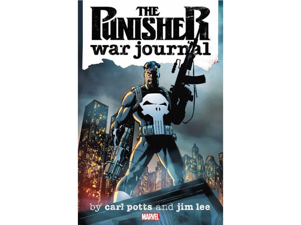 Punisher War Journal by Carl Potts & Jim Lee