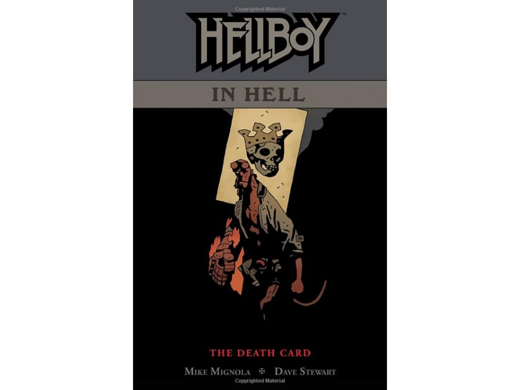 Hellboy in Hell 2: Death Card