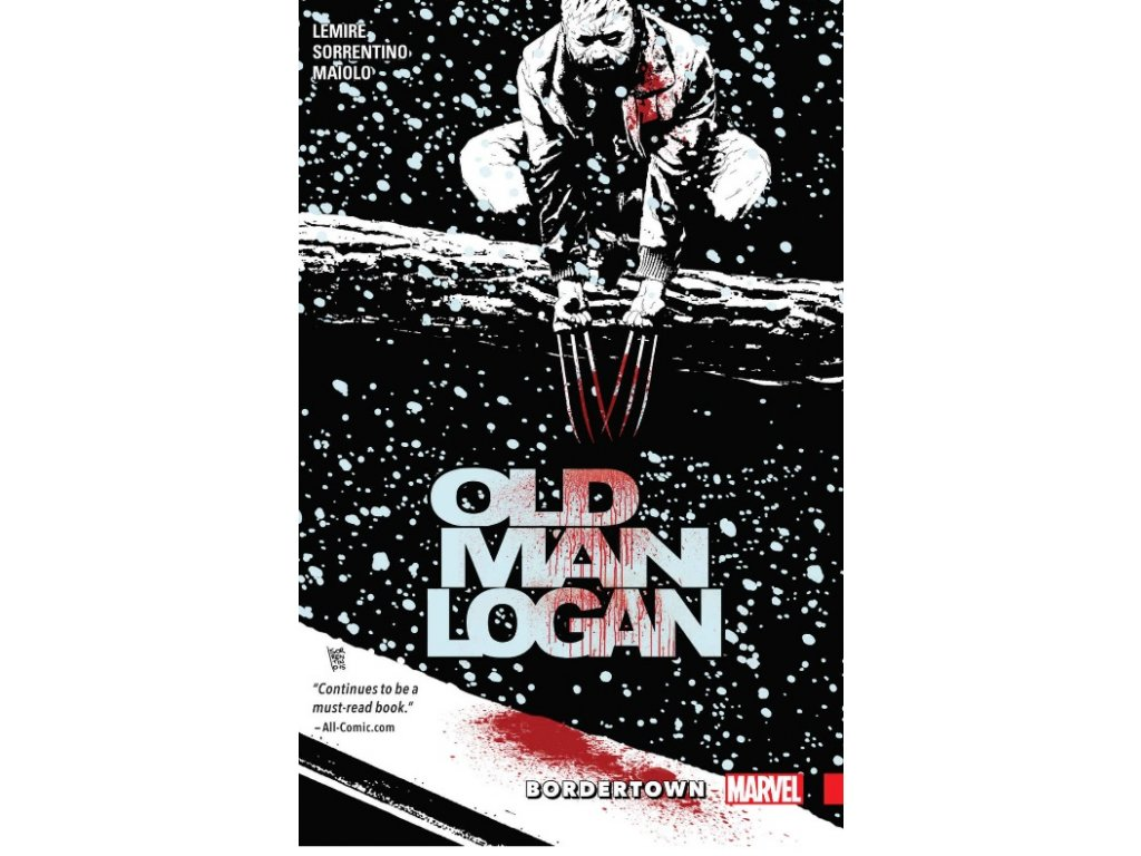 Wolverine: Old Man Logan 2 - Bordertown