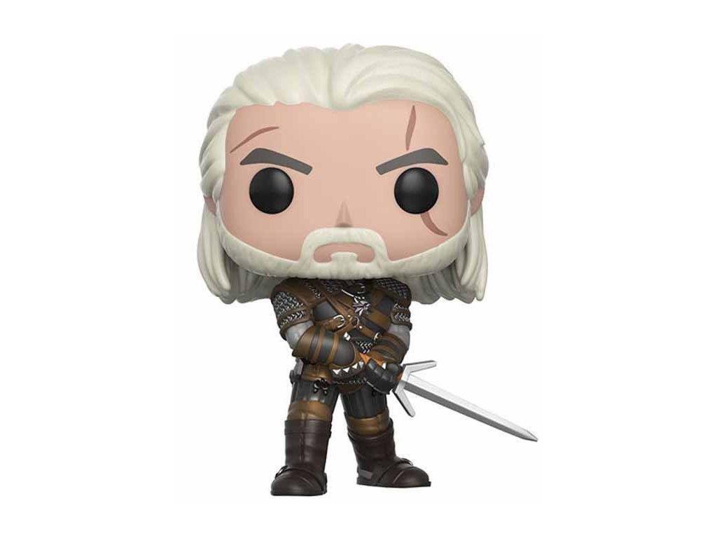 Funko POP! Witcher: Geralt
