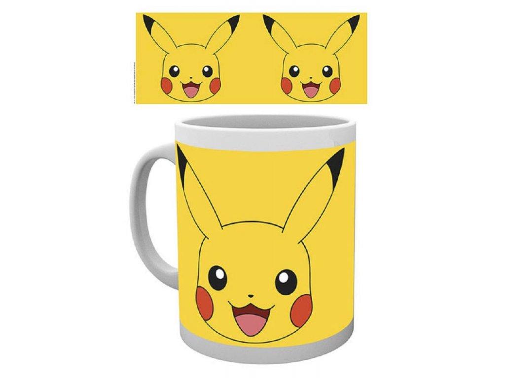 Pokémon Šálka Pikachu