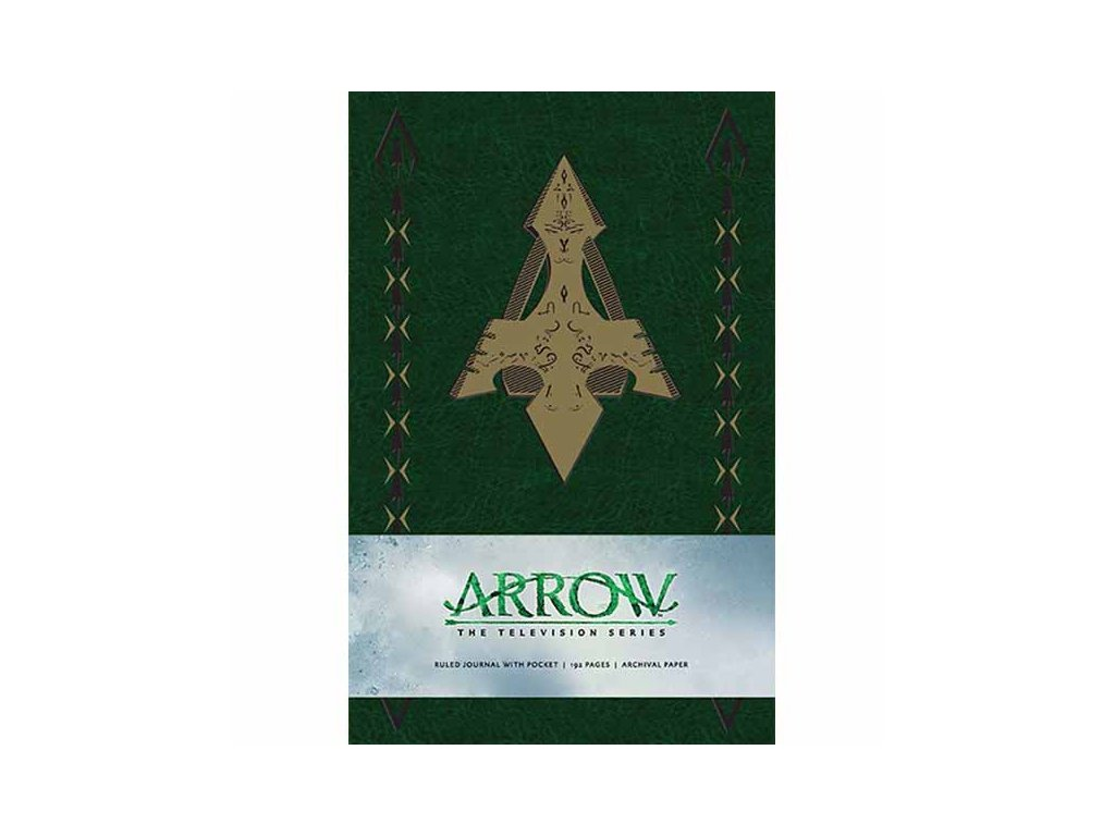 Arrow Zápisník