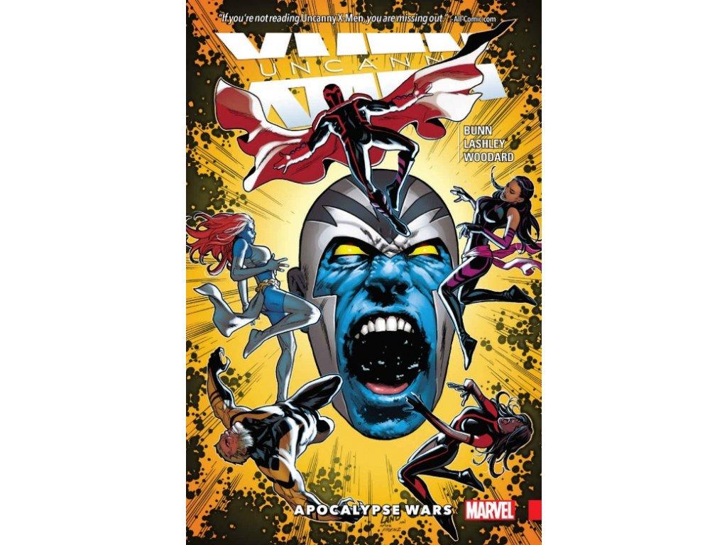 Uncanny X-Men: Superior 2 - Apocalypse Wars