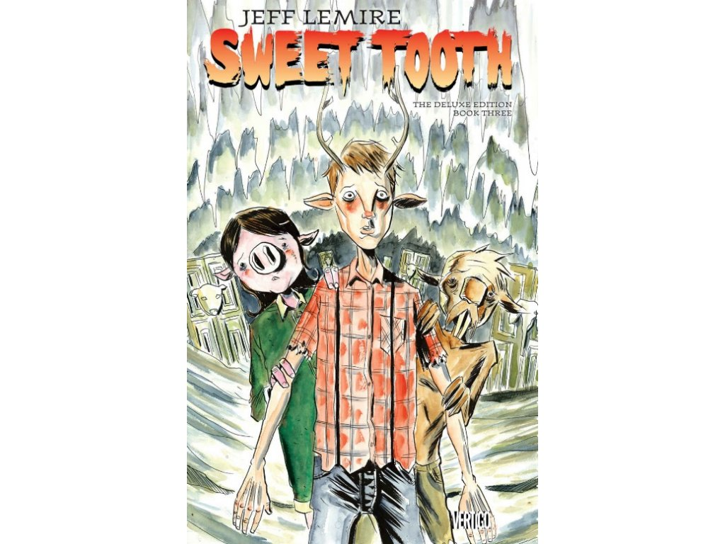 Sweet Tooth 3 Deluxe Edition