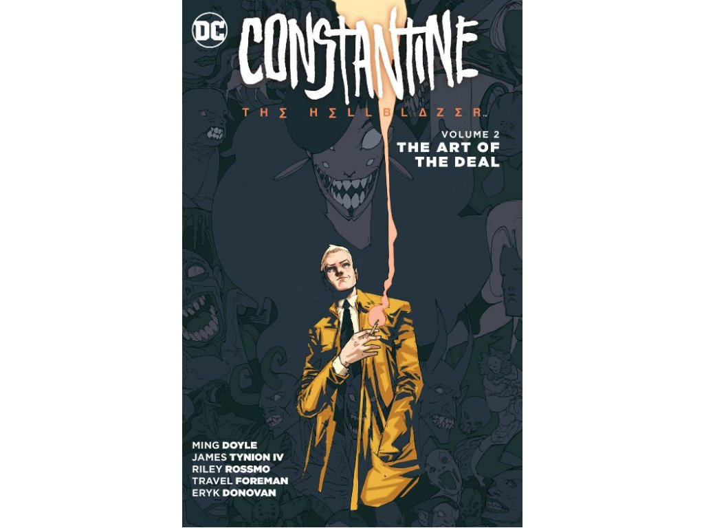 Constantine: Hellblazer 2 - The Art of the Deal