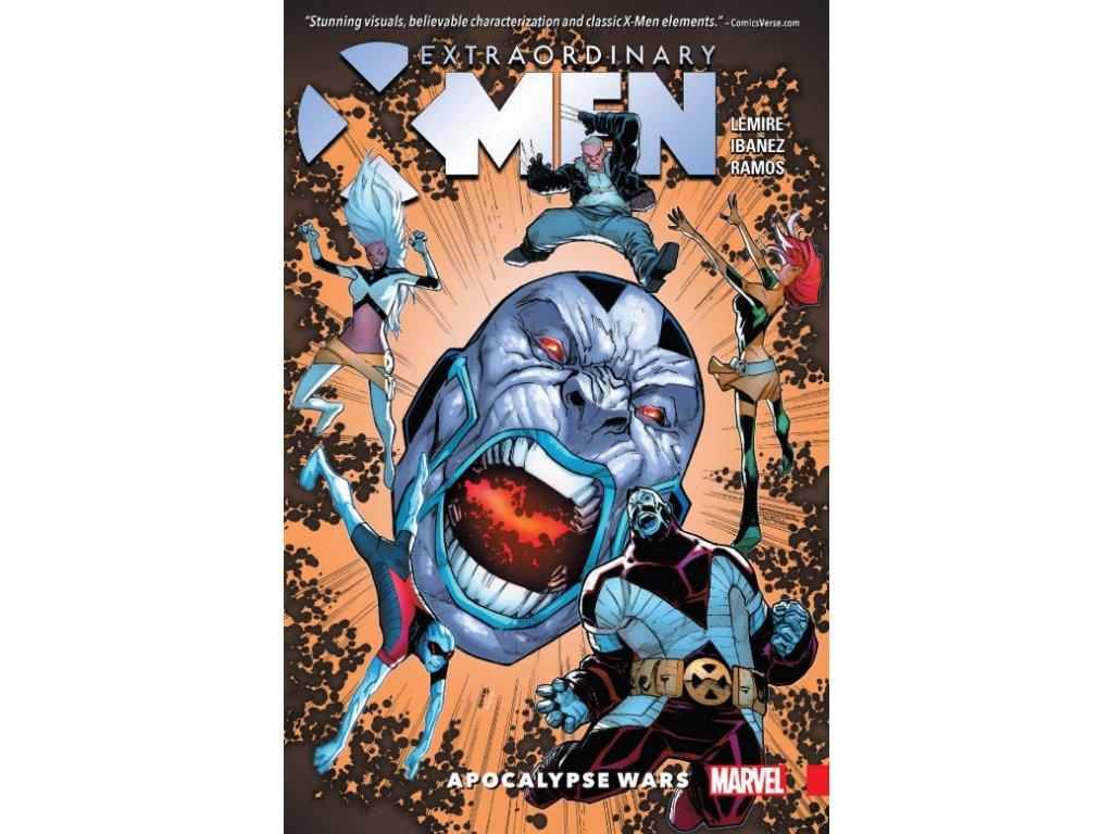 Extraordinary X-Men 2: Apocalypse Wars
