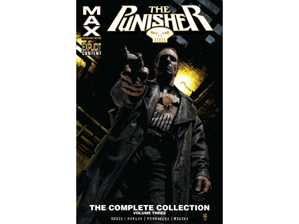 Punisher Max: The Complete Collection 3