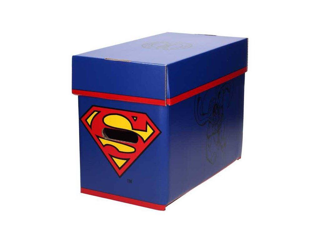 DC Comics Storage Box Superman