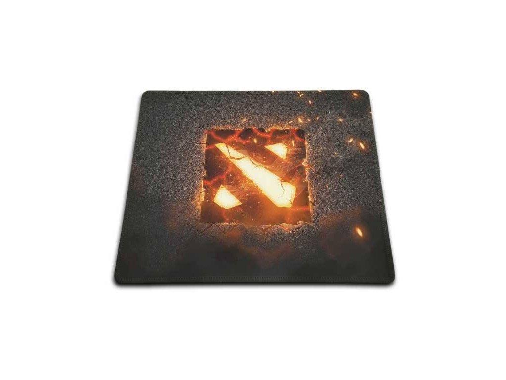Dota 2 Mousepad Logo