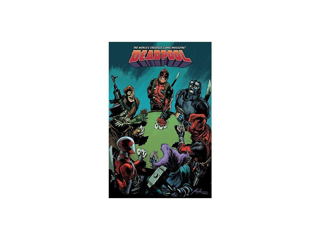 Deadpool: World's Greatest 5 - Civil War II
