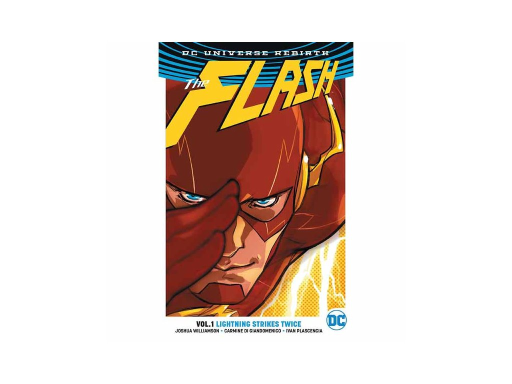 Flash 1: Lightning Strikes Twice (Rebirth)