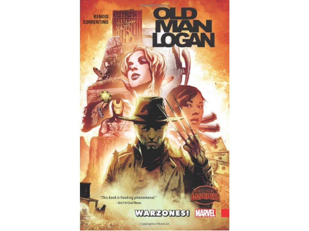 Wolverine: Old Man Logan 0 - Warzones