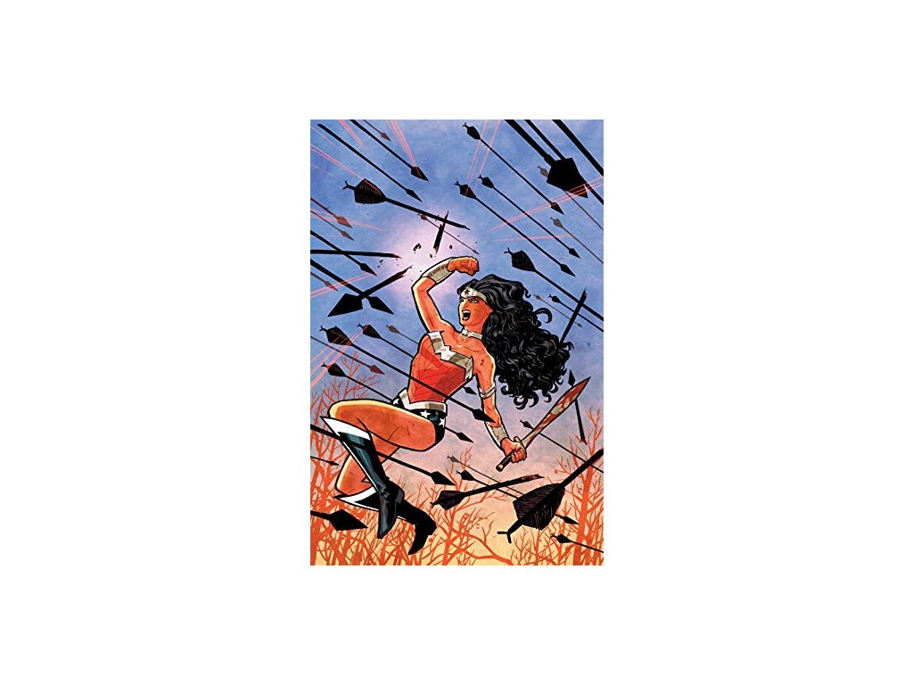 Absolute Wonder Woman by Brian Azzarello and Cliff Chiang 1