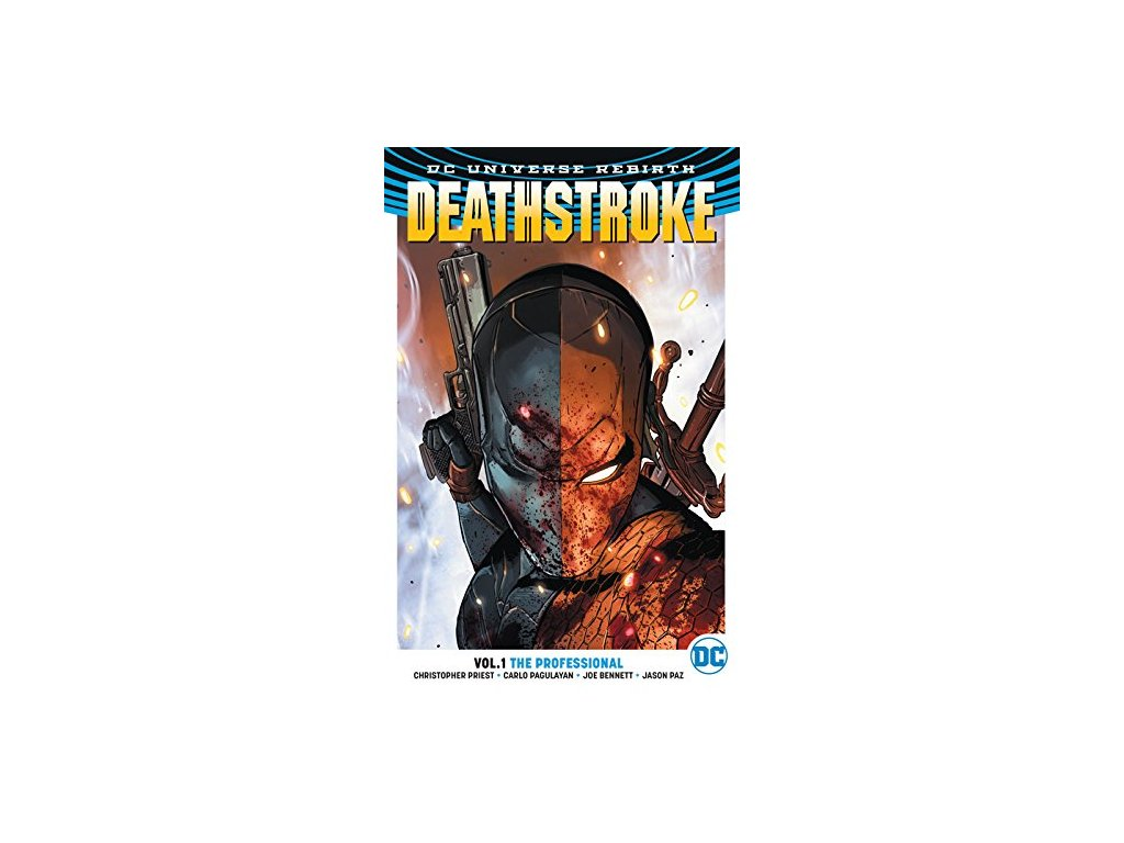 Deathstroke 1: The Professional (Rebirth)