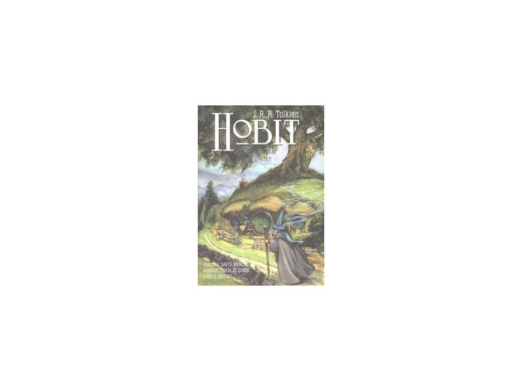 Hobit - aneb cesta tam a zase zpatky (komiks)