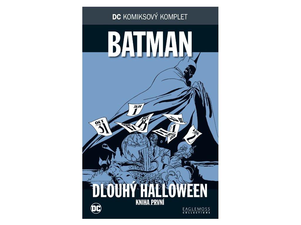 DC KK 06: Batman - Dlouhý Halloween 1