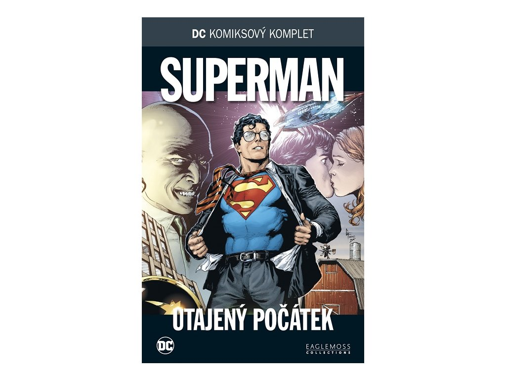 DC KK 05: Superman Utajený počátek