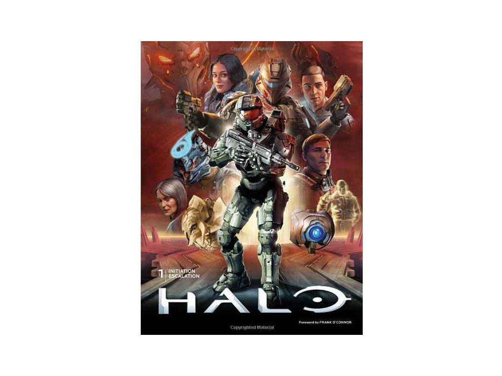 Halo: Library Edition 1