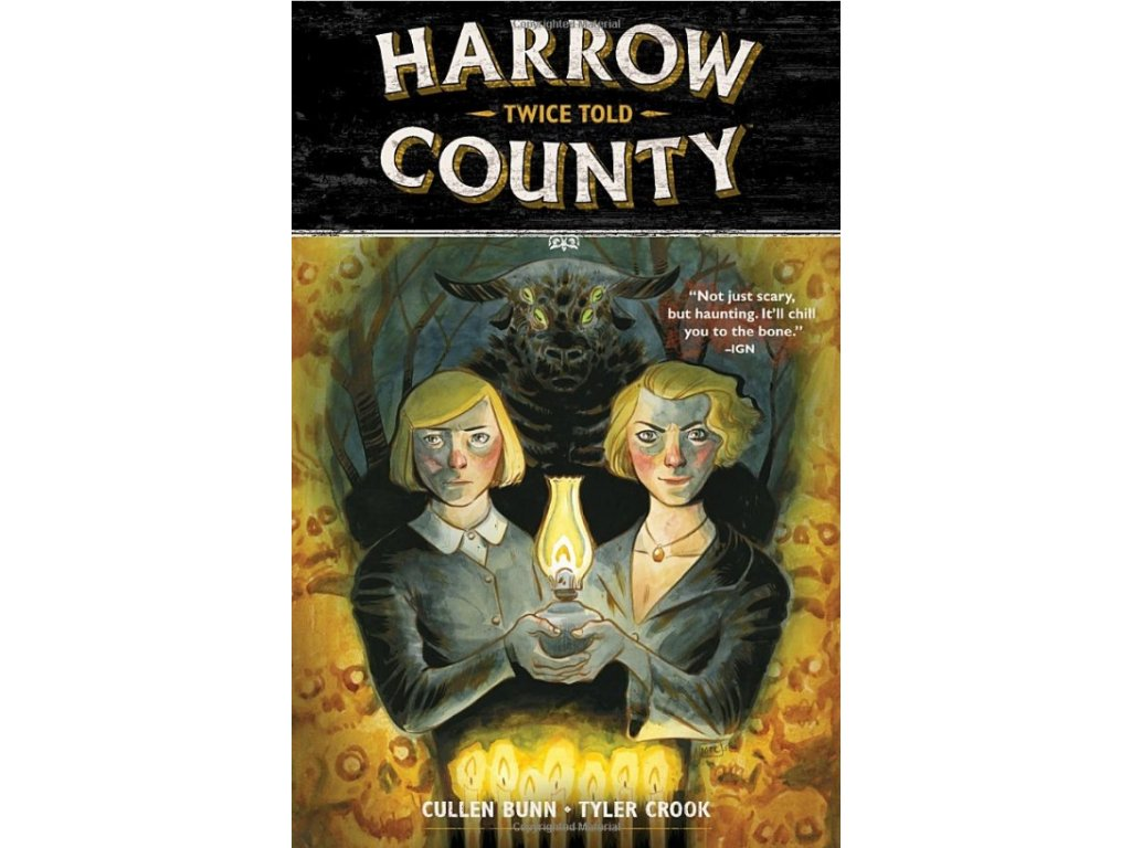 Harrow County 2: Twice Told