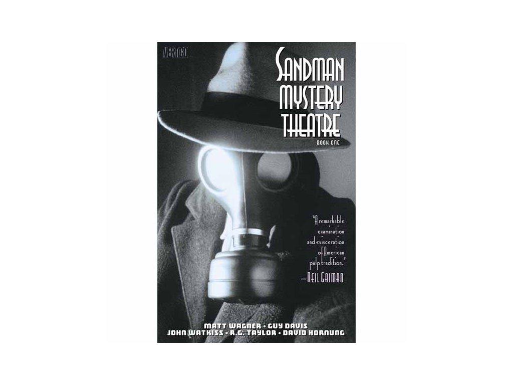 Sandman Mystery Theatre 1