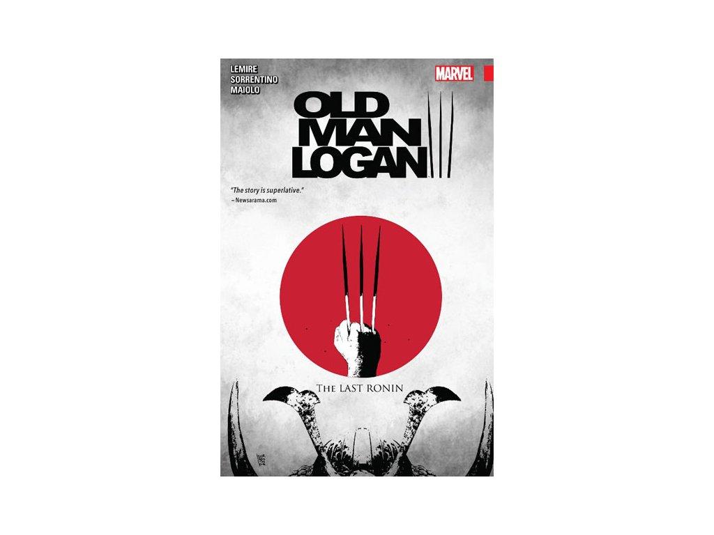 Wolverine: Old Man Logan 3 - The Last Ronin