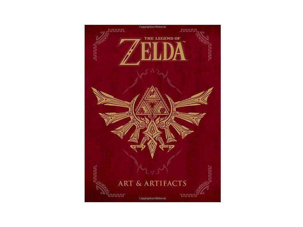 Legend of Zelda: Art and Artifacts