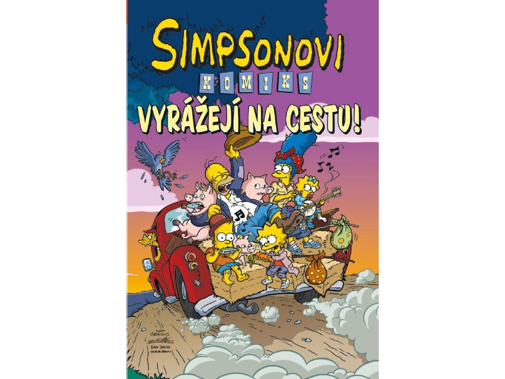 Simpsonovi: Simpsonovi vyrážejí na cestu