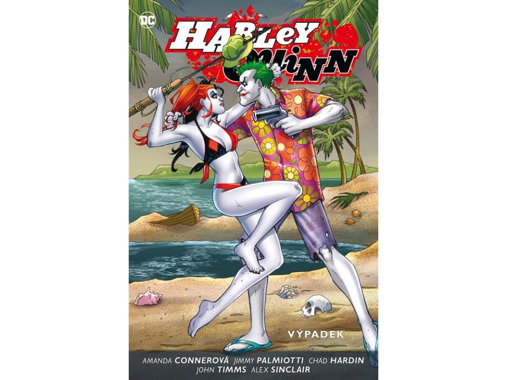 Harley Quinn 2: Výpadek